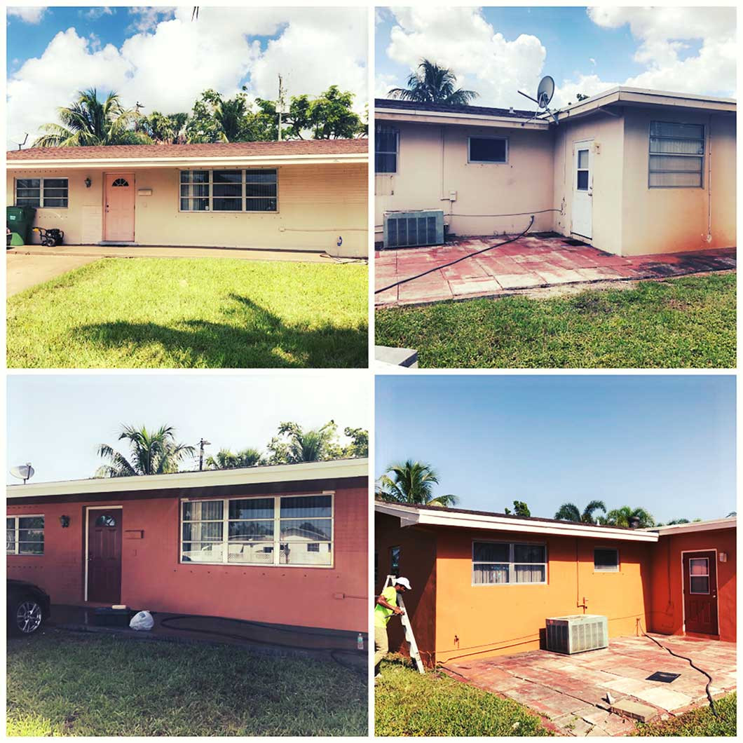 Enhance your exterior features in Pembroke Pines, FL